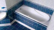 Почему нельзя ставить ванную на плитку