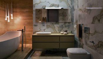Как сэкономить на материалах при черновой отделке ванной