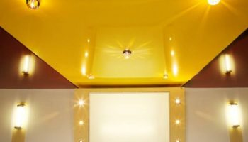 Какие дефекты натяжных потолков встречаются чаще всего