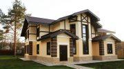 Как быстро сделать красивый фасад