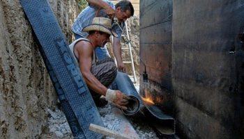 Какая гидроизояция бетона не прослужит долго