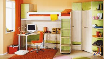 Мебель для детской: как правильно выбрать?