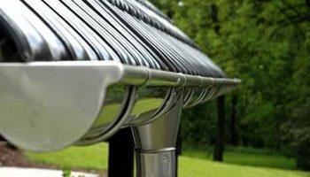 Чем обработать металлический водосток чтобы не ржавел