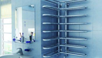 Где не стоит размещать полотенцесушитель в ванной