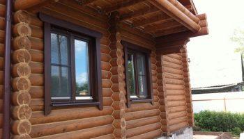 Почему часто делают ошибки при замерах пластиковых окон в деревянном доме