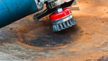 Как удалить ржавчину с металла перед покраской