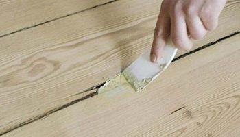 Почему со временем начинает пружинить деревянный пол