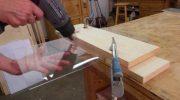 Как легко согнуть оргстекло с помощью обычного фена