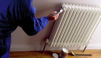 Чем нельзя разбавлять эмаль для радиаторов отопления