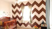 Неожиданные и очень красивые способы окрашивания стен