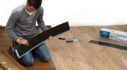 Почему не рекомендуют клеить плитку пвх на линолеум