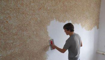 Частые ошибки при отделке стен жидкими обоями