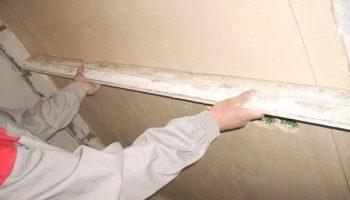 Как сделать идеальную шпатлевку стен только одним правилом