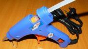 Как почистить клеевой пистолет чтобы не вывести его из строя