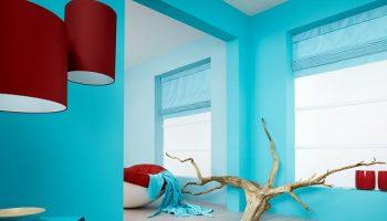 5 лайфхаков для идеально ровного слоя краски на стене