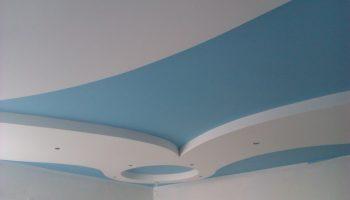 Самые простые способы покрасить потолок для новичков