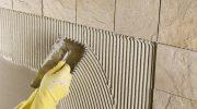 Как положить плитку на стены чтобы держалось намертво