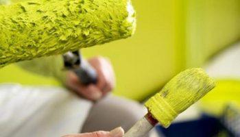Что делать если долго не выветривается запах краски