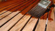 Какие правила нельзя нарушать во время покраски деревянных поверхностей