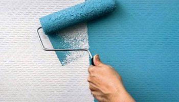 Как выбрать обои под покраску на неровные стены