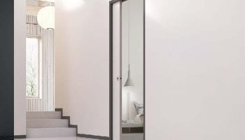5 причин выбрать двери без наличников и отказатся от видов с наличниками