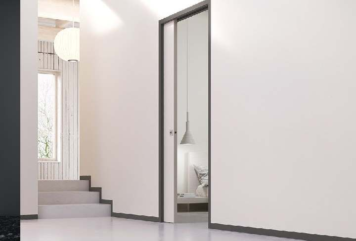 5 причин выбрать двери без наличников и отказатся от видов с ...