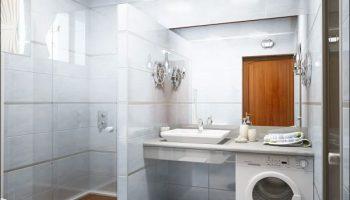 5 советов как сделать ванную просторнее с помощью ремонта