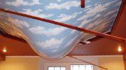 Почему нельзя оставлять старую отделку потолка после залива