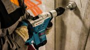 Что будет если просверлить бетонную плиту перекрытия насквозь