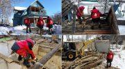 5 опасностей при демонтаже старых построек на участке
