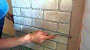 Как нарезать плитку из гипса своими руками