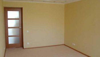 Чем грозит сквозняк при покраске стен и потолка