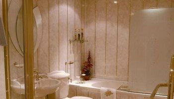 Какая отделка не прослужит долго в ванной комнате