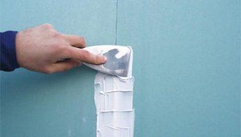 Как исправить потолок из гипсокартона если видны швы