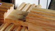 Как стыковать деревянные брусья чтобы не было сквозняка