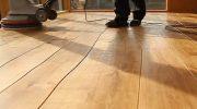 Как быстро обновить старый деревянный пол