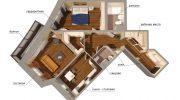 Нестандартная планировка квартиры: беда или преимущество