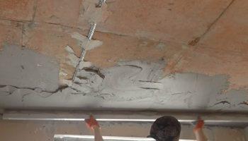Как сделать кривые потолки идеально ровными