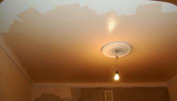 Глянец или матт: какую краску выбрать на стены и потолок