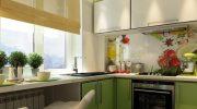 Как провести реконструкцию в небольшой кухне