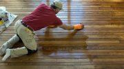 Как обойтись без шлифовки деревянного пола