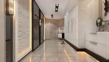 Как дешево и красиво отремонтировать коридор