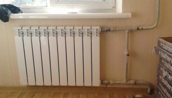 Какие ошибки часто допускают новички во время установки радиаторов