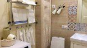 Как спрятать трубы в ванной, чтобы надежно и красиво было