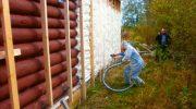Как утеплить дом из дерева снаружи и внутри