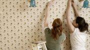 5 ошибок из-за которых обои отходят от стен
