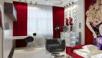 Какие цвета актуальны для оформления комнаты подростка