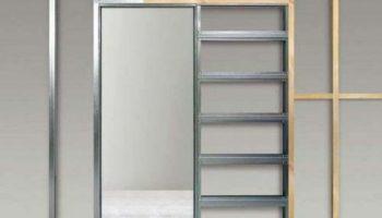 5 ошибок при монтаже раздвижной двери в стену
