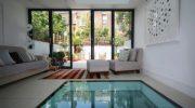 В каких случаях не стоит выбирать стеклянный пол для жилого помещения