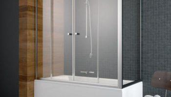 Недостатки стеклянных штор в ванной о которых не любят рассказывать
